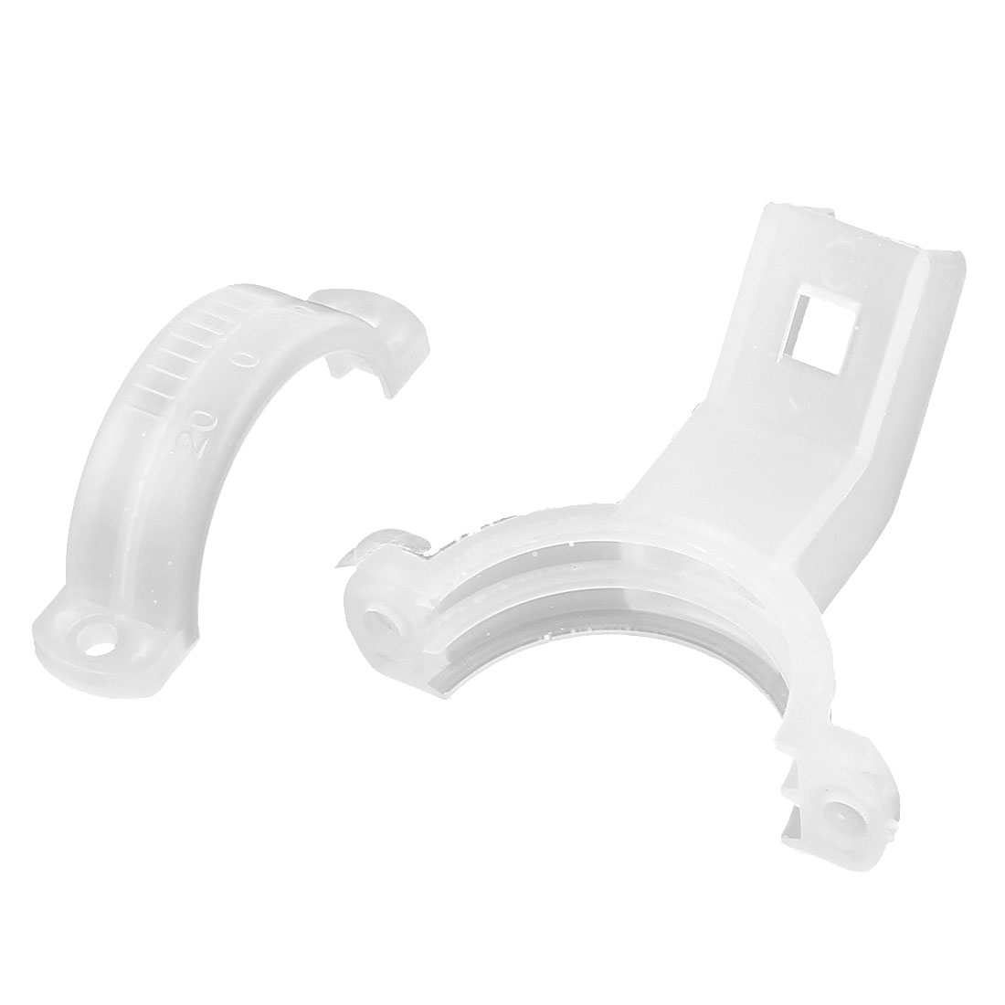 40mm Plastic Single Dish LNB Bracket Holder Mount for Ku Band