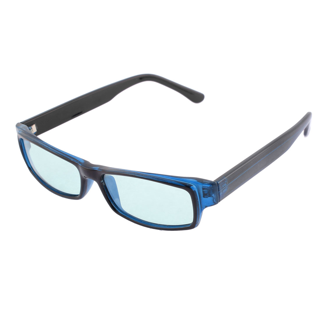 Single Bridge Green Lens Outdoor Glasses Sunglasses Eyes Protector