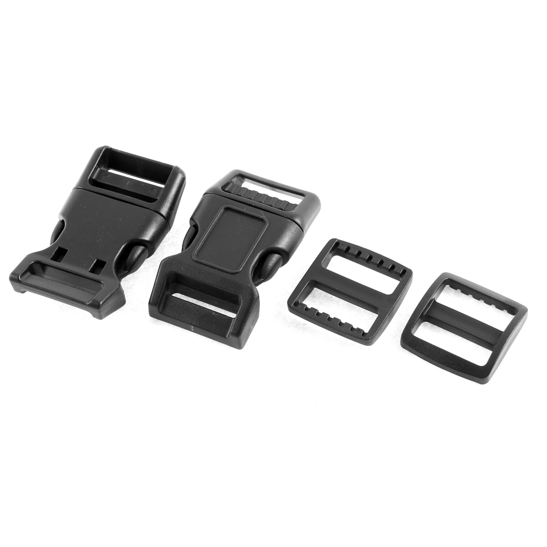 Curved Side Release Buckles Tri Glide Buckles 4 In 1