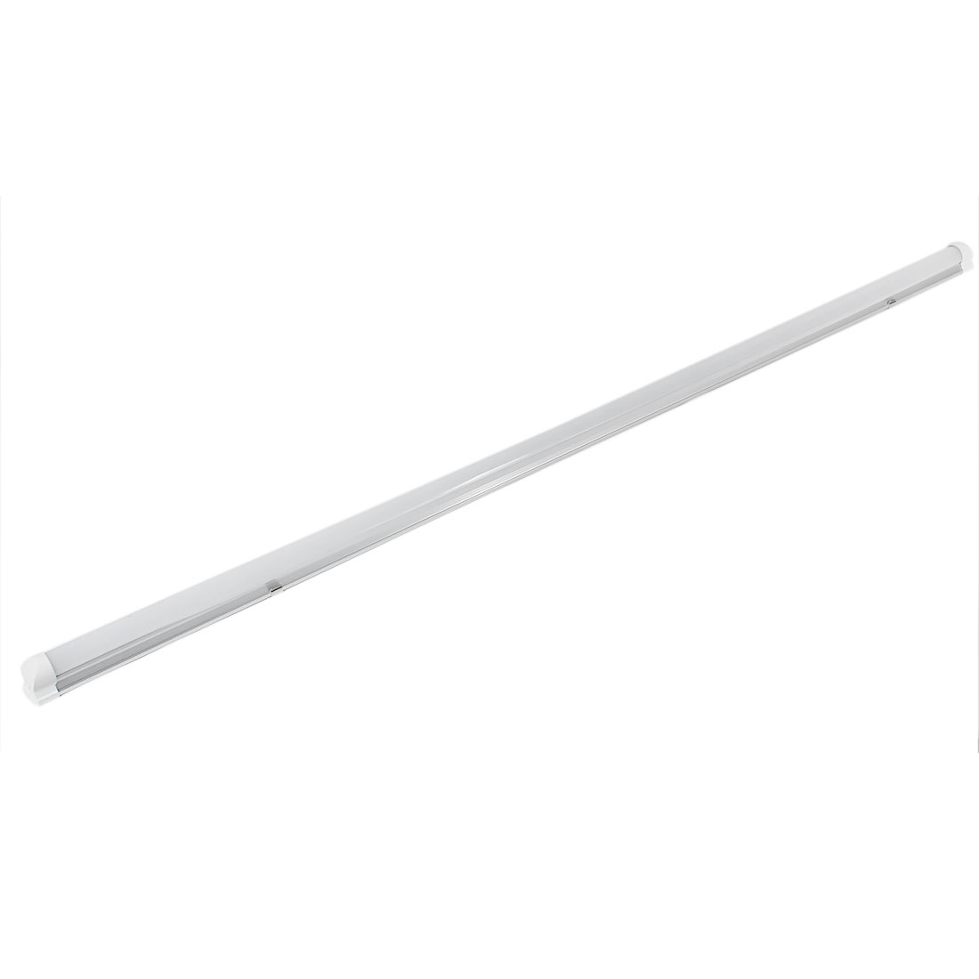 House White Light Lamp Bulb T8 LED Tube 1.2M 18W 5900-6500K AC 85V-265V w Holder