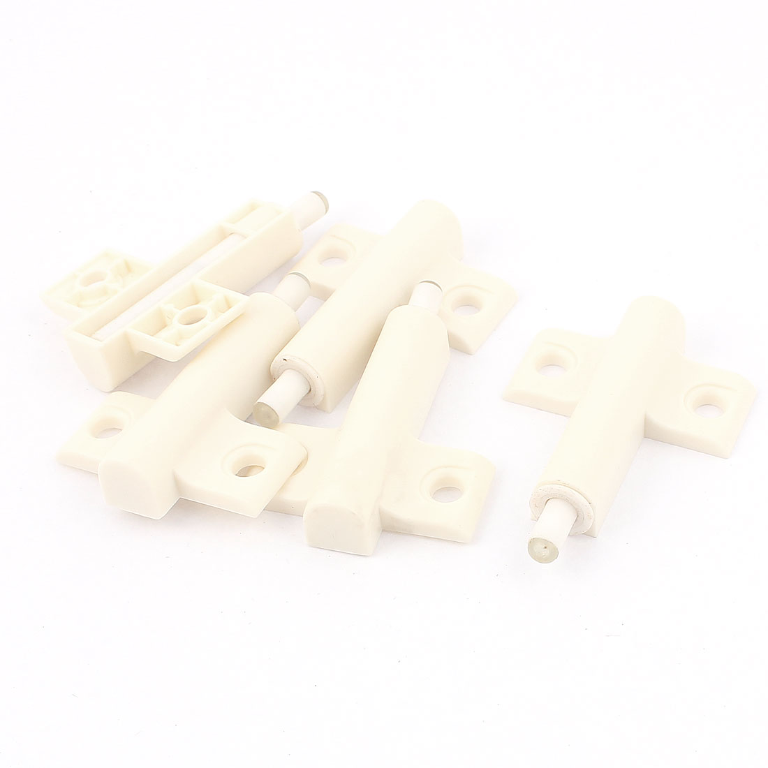 Cabinet Door Drawer Quiet Soft Close Damper Buffers White 5pcs