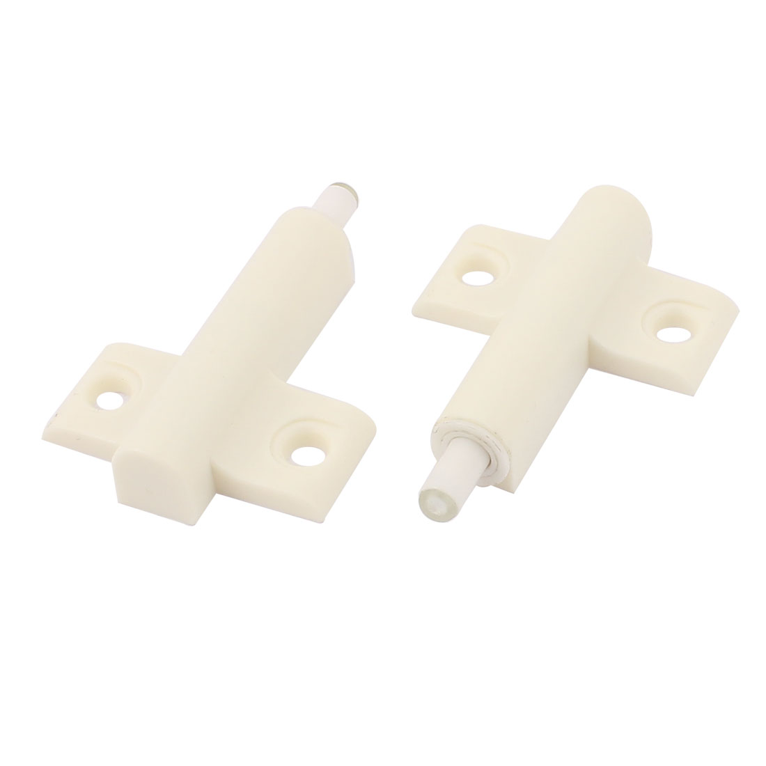 Kitchen Cabinet Cupboard Door Damper Buffer Closer Cushion White 2pcs