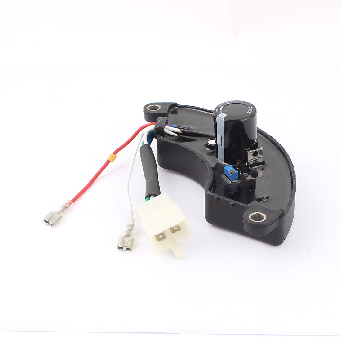 AC 250V 470uF 6.5KW Automatic Voltage Motorcycle Generator Regulator