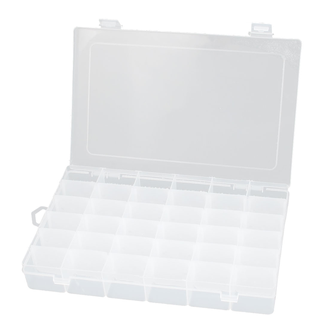 Plastic 36 Separable Compartments Electronic Components Storage Box Container