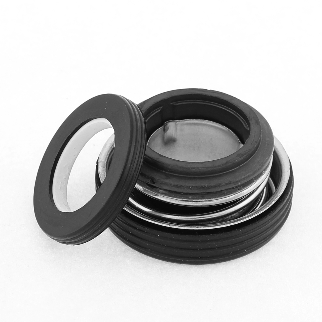 21mm Internal Diameter Ceramic Ring Single Spring Rubber Bellows Water Pump Shaft Mechanical Seal