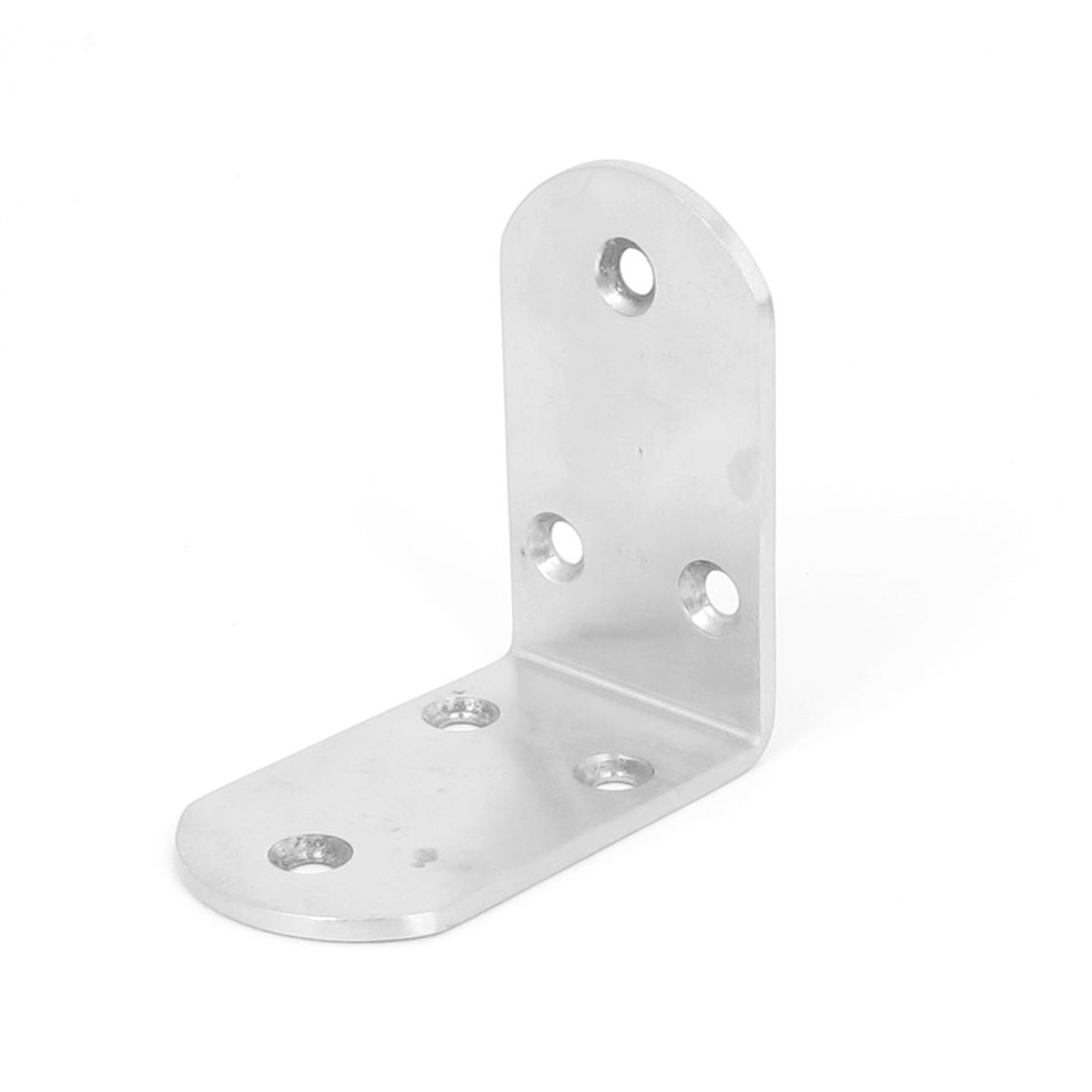 65mmx65mm 6 Holes L Shape Shelf Corner Brace Repair Right Angle Bracket Support