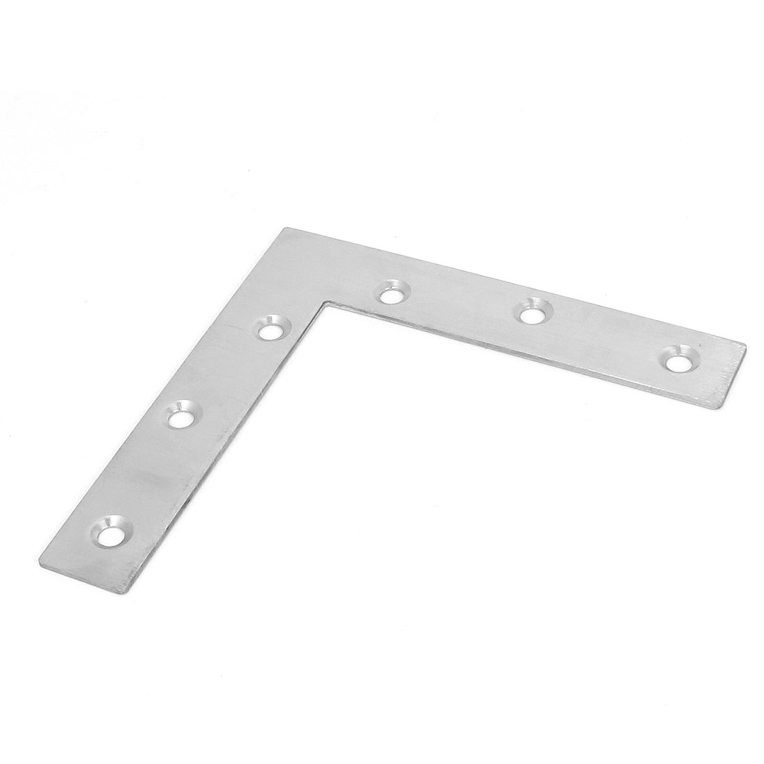 120mmx120mm Flat L Shape Corner Brace Mending Plate Right Angle Bracket