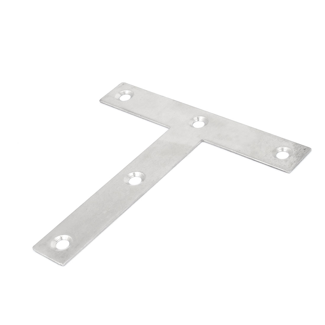 120mmx120mm Flat T Shape Corner Brace Mending Plate Angle Bracket