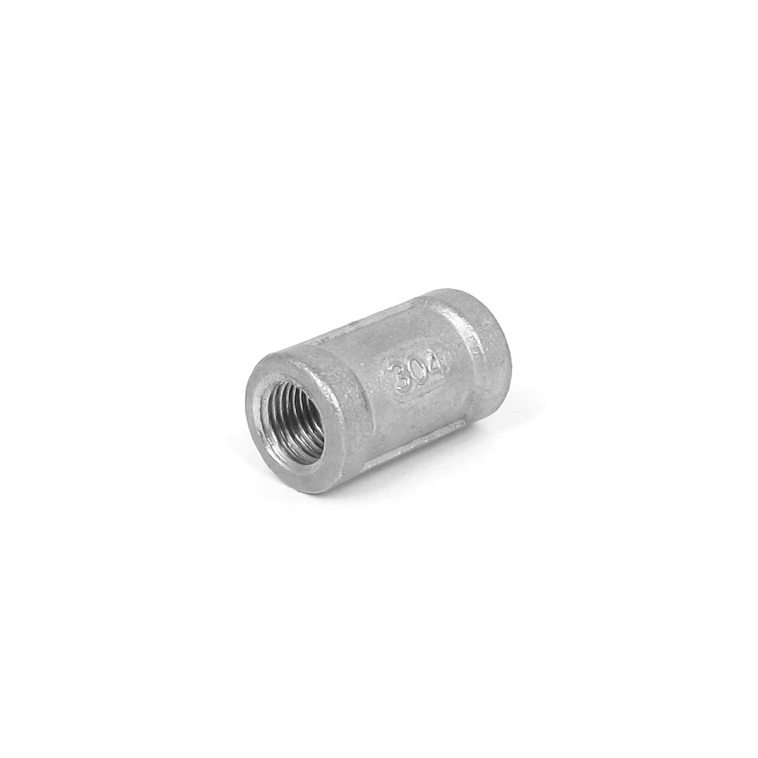 1/8BSP Female Threaded Straight Water Pipe Coupling Fitting Connector