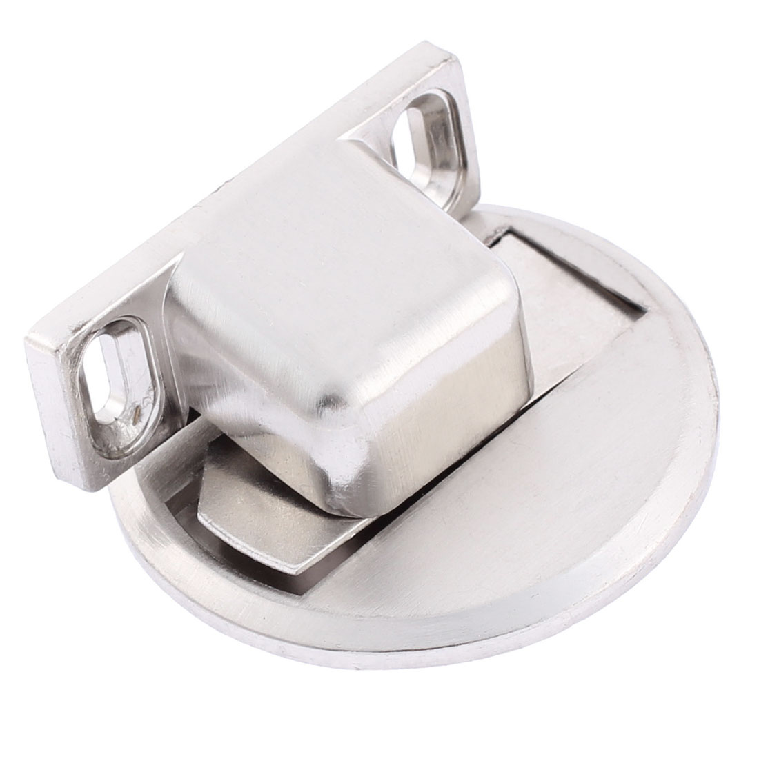 Home Office Magnetic Door Stopper Holder Safety Catch Guard 59mm Dia