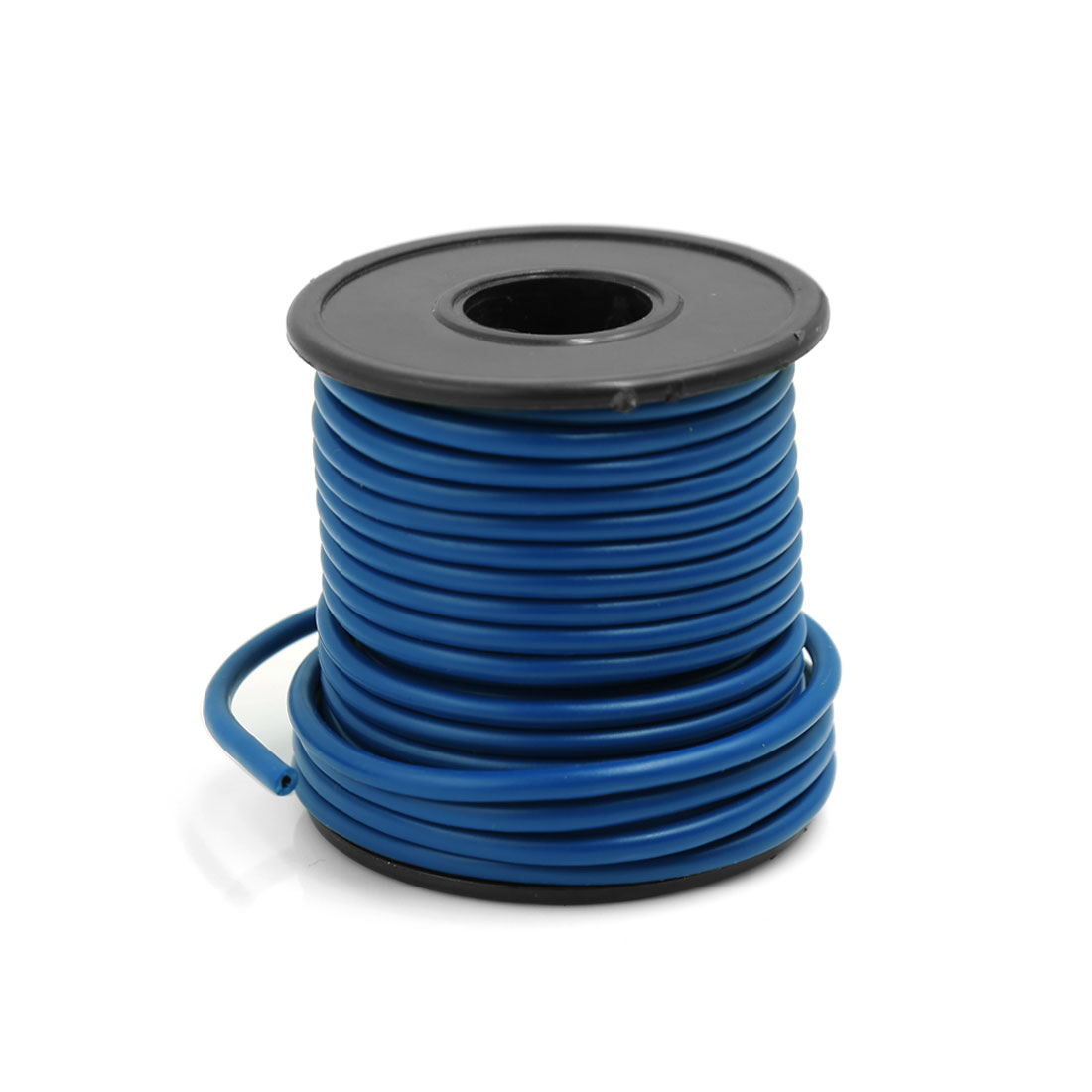 10M Copper PVC Insulated Single Core Control Wire Cable Blue for Car Audio Stereo