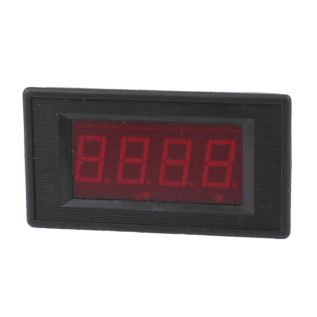 AC 20V Input Volt 4 Digit Digital Display Voltmeter Voltage Panel Meter