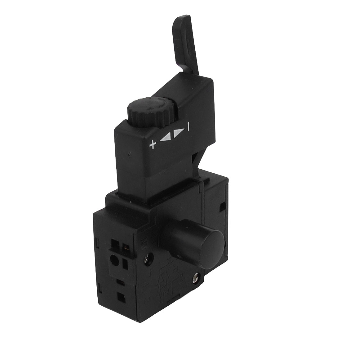 FA2-6/1BEK AC 250V 6(6)A DPST Momentary Trigger Button Switch for Electric Drill Power Tool
