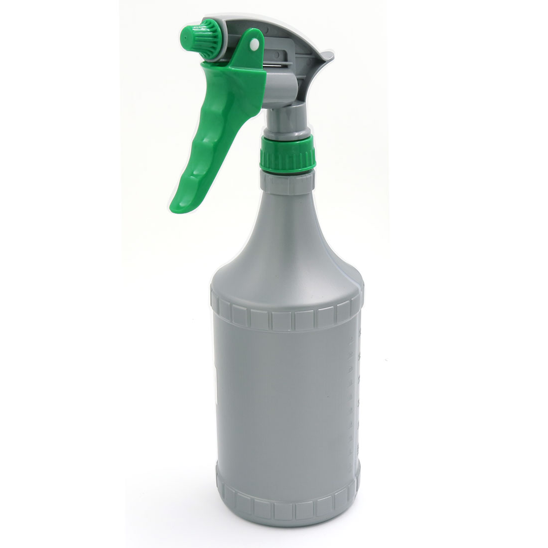 700ML Plastic Water Trigger Spray Sprayer Bottle Cleaning Tool Gray Green for Car Home