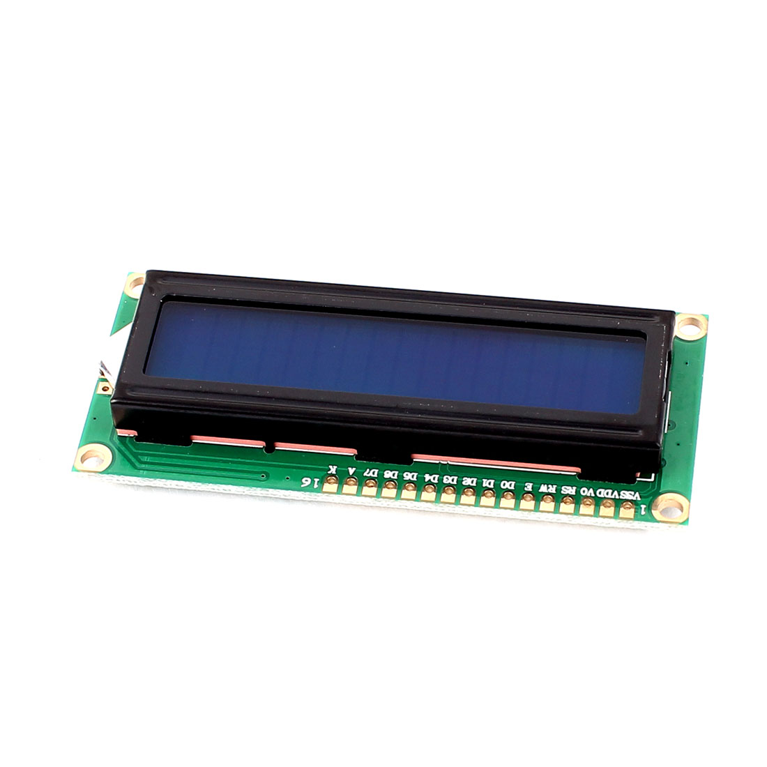 IIC/I2C LCD1602 Blue Display Dot Matrix LCD Screen 5V Module for MCU