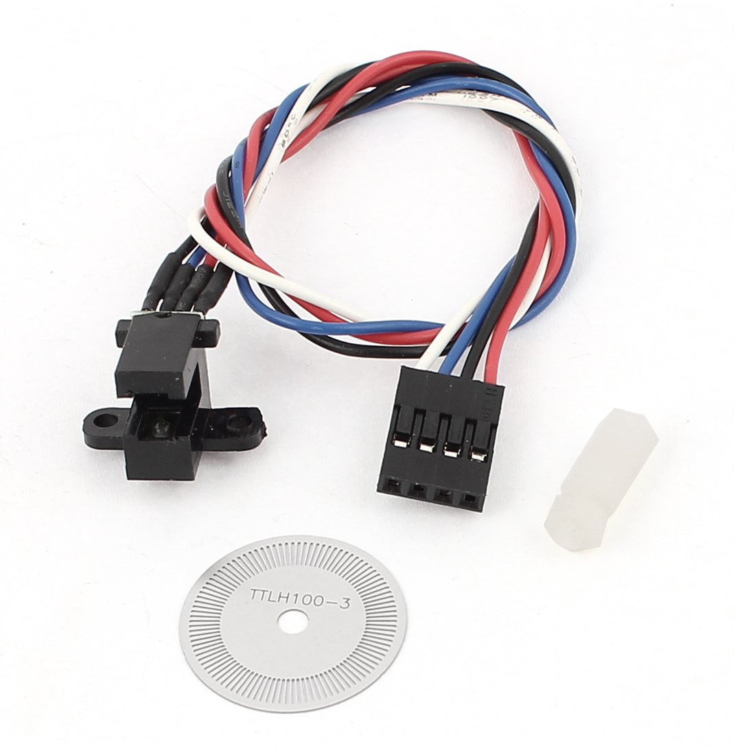 Photoelectric Speed Wire Lead Sensor Encoder Coded Disc for Smart car