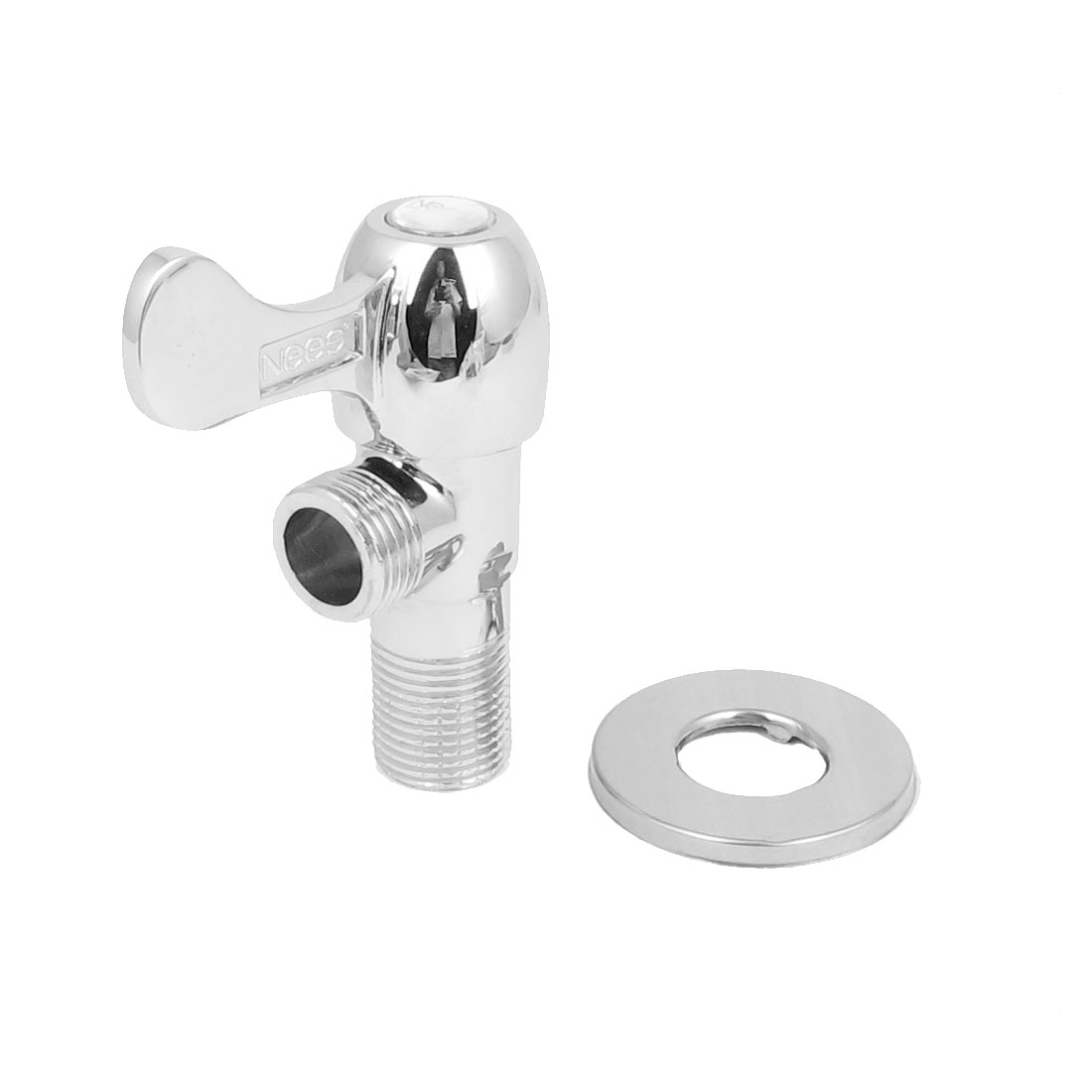 Kitchen Bathroom Basin 1/2BSP Male Thread Stainless Steel Water Tap Faucet