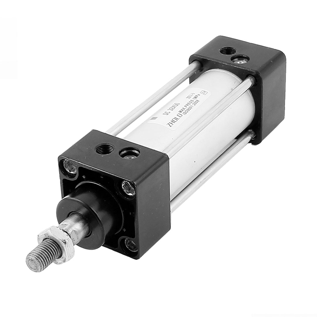32mm Bore 50mm Stroke Double Action Single Rod Pneumatic Air Cylinder