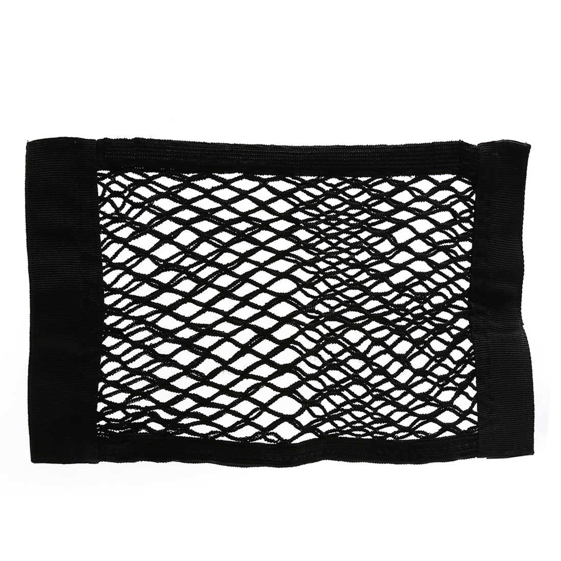 40cm x 25cm Auto Car Rear Seat Back Elastic String Mesh Storage Net Pocket