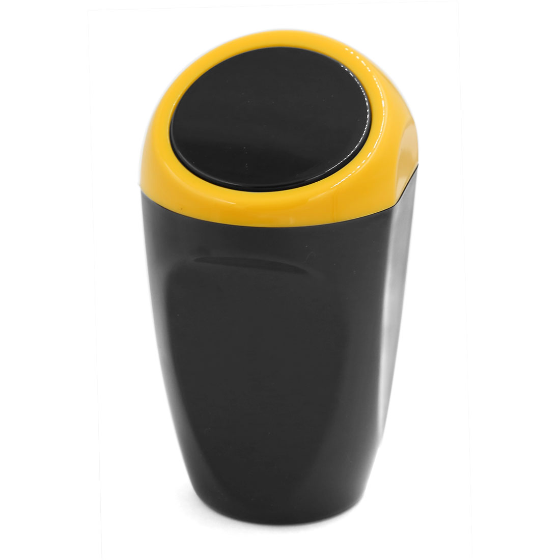 Auto Car Plastic Trash Rubbish Bin Can Garbage Dust Case Holder 14.5cm Height