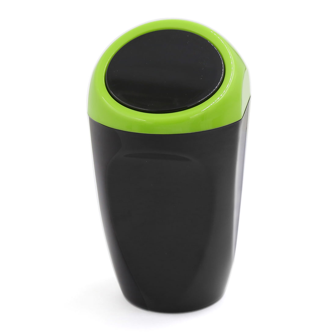 Plastic Mini Ashtray Trash Rubbish Bin Can Garbage Dust Dustbin Case Holder for Home Car Vehicle