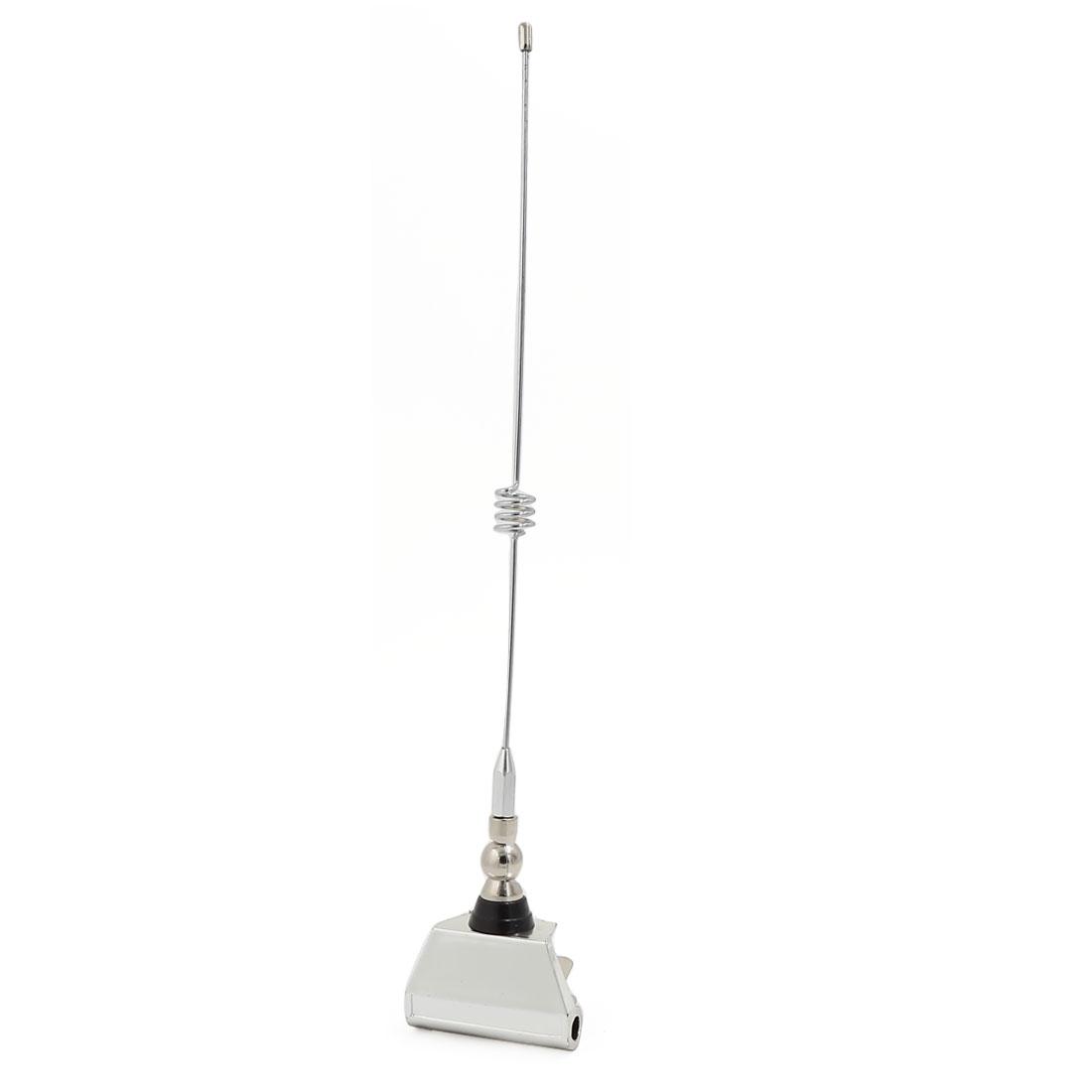 Adjustable Angle Base Anti Static Car Auto Decorative Antenna Aerial 435mm Long
