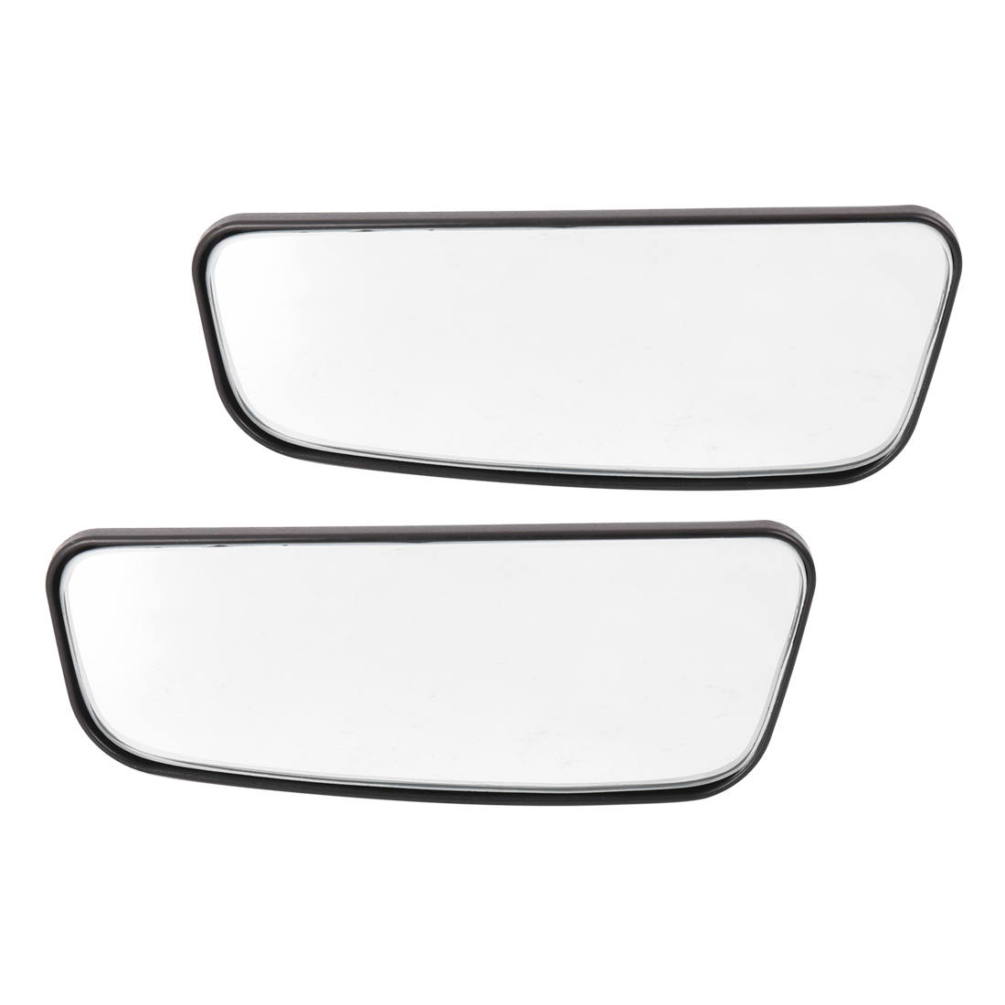 Pair Universal Self Adhesive Wide Angle Blind Spot Side Rearview Mirror for Car