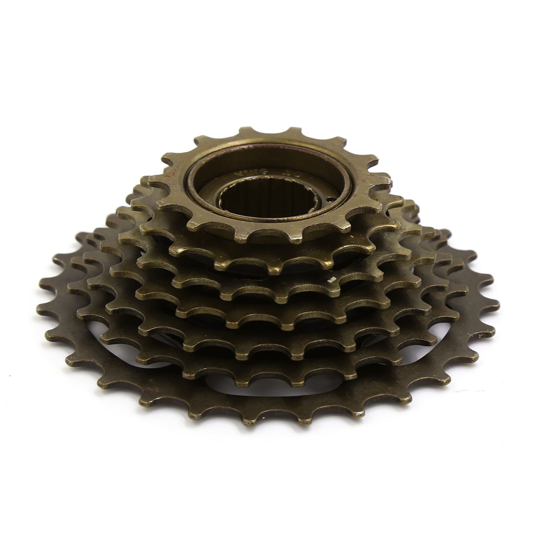 Scooter Bicycle Mountain Bike Metal 7 Speed Threaded Wheel Sprocket Freewheel