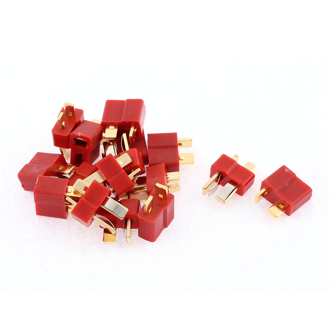 8 Sets T Male + Female Connectors for RC Airplane Aircraft LiPo Battery ESC