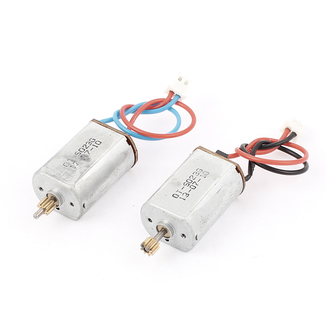 DC 7.4V 38500RPM RC Helicopter Replacement Parts Electric Main Motor 2pcs