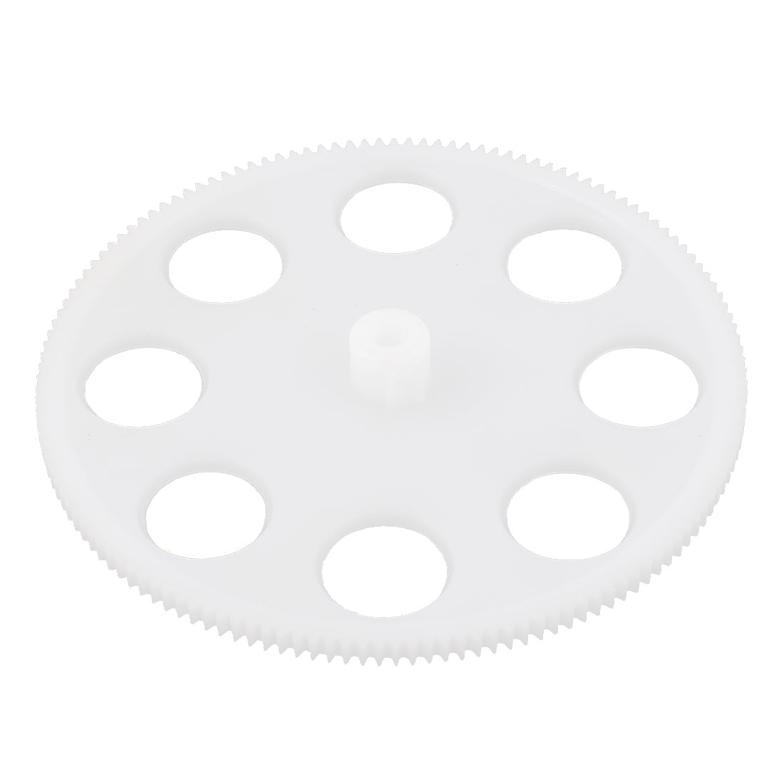 Plastic White Main Gear Spare Part for Double Horse 9104 RC Helicopter