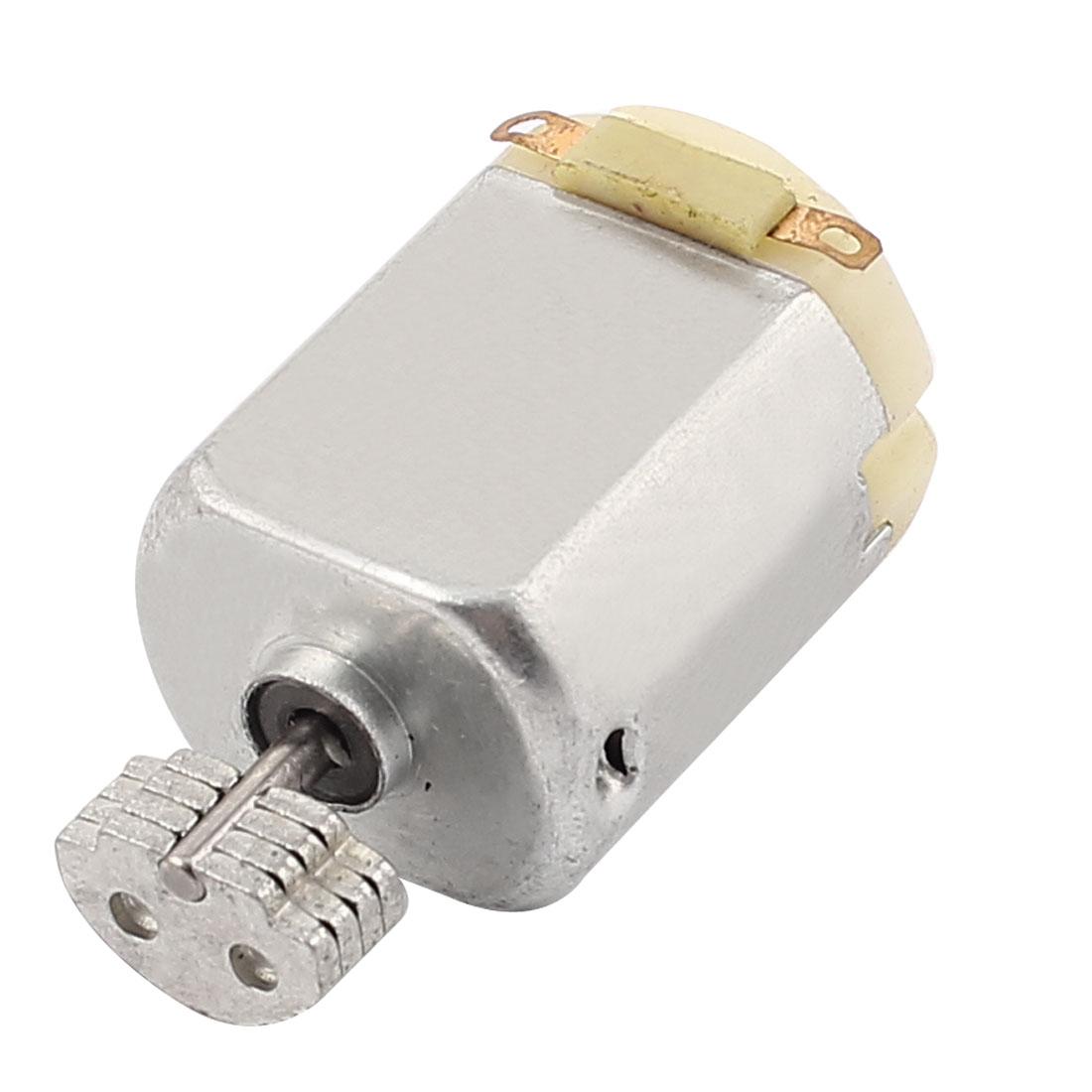 DC 6V 12500RPM Electric Micro Vibrating Vibration Motor