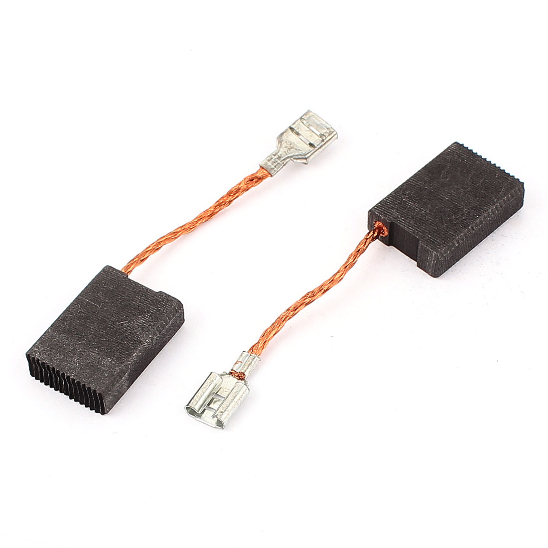 Angle Grinder Replacement 22 x 16 x 7mm Motor Carbon Brushes 2pcs