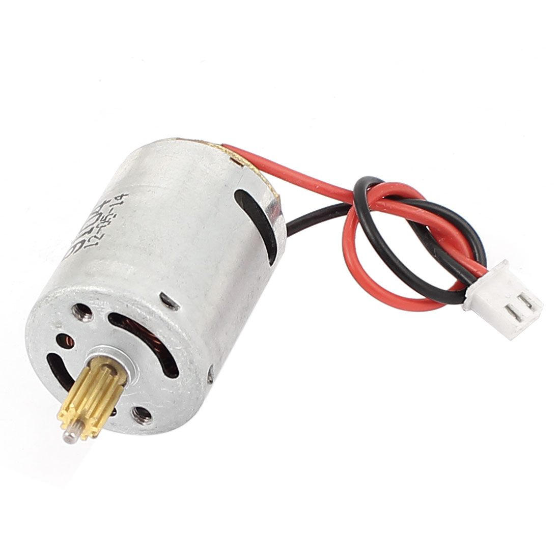 DC 7.4V 38500RPM Torque Magnetic Mini Electric Motor for DIY Toys
