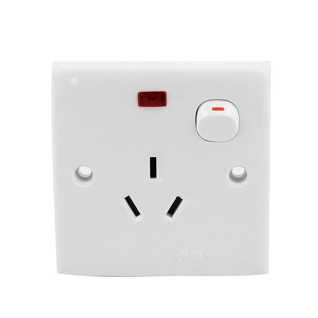 AC 250V 16A Power AU Plug Socket Receptacle Wall Charger Outlet Plate