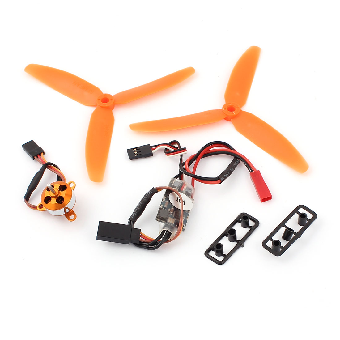 Brushless Motor w 10A ESC + Prop for XXD1504 RC Helicopter