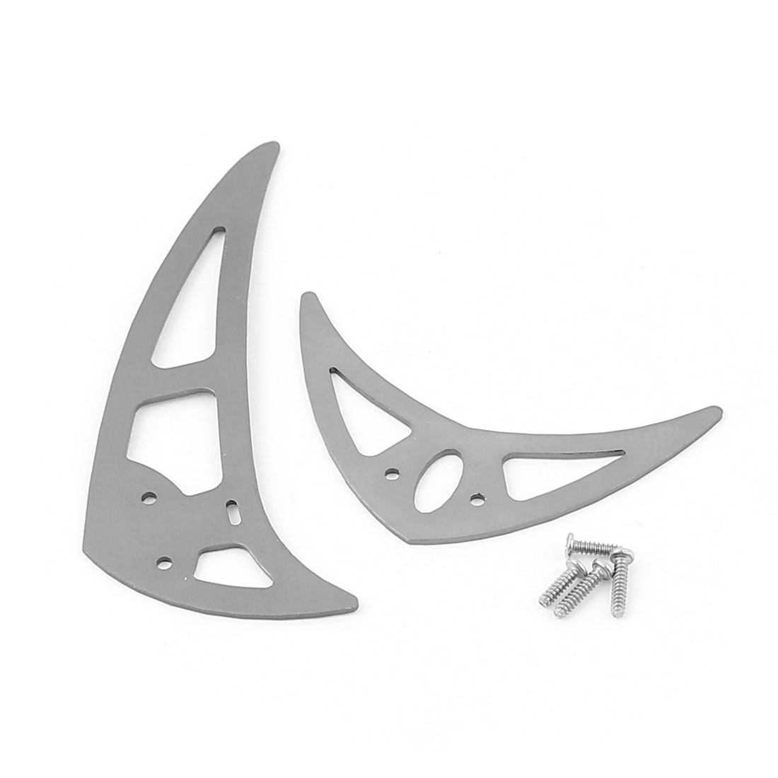 RC Aircraft Plane Tail Balance Props Vanes 2pcs for Double Horse 9116