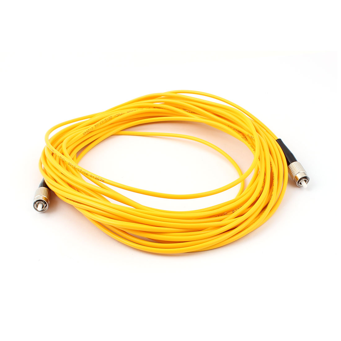 10M 33Ft Jumper Cable Simplex Singlemode FC-FC Fiber Optic Patch Cord