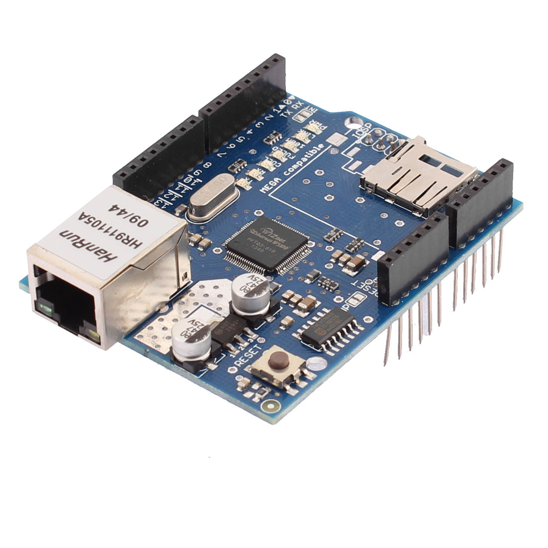Ethernet W5100 Shield Network Expansion Board w Micro SD Card Slot