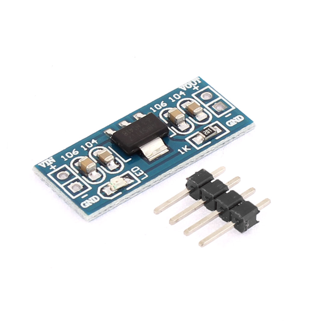 AMS1117-3.0 DC 3.3V Step-Down Voltage Power Supply Regulator Module Board Convertor Adpater