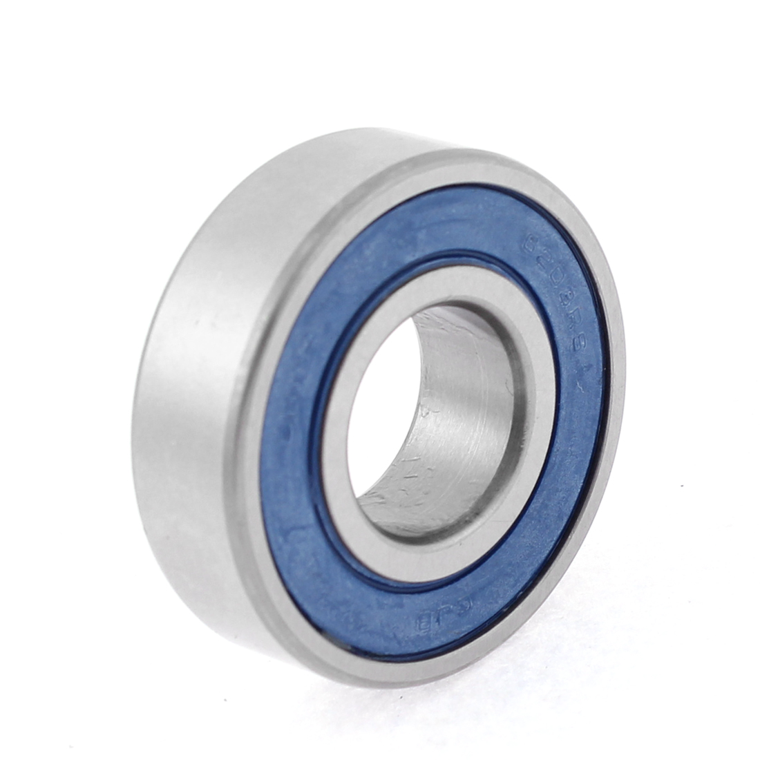 6203RS Roller Skating Deep Groove Ball Bearing 17mm x 40mm x 12mm for Electric Motor