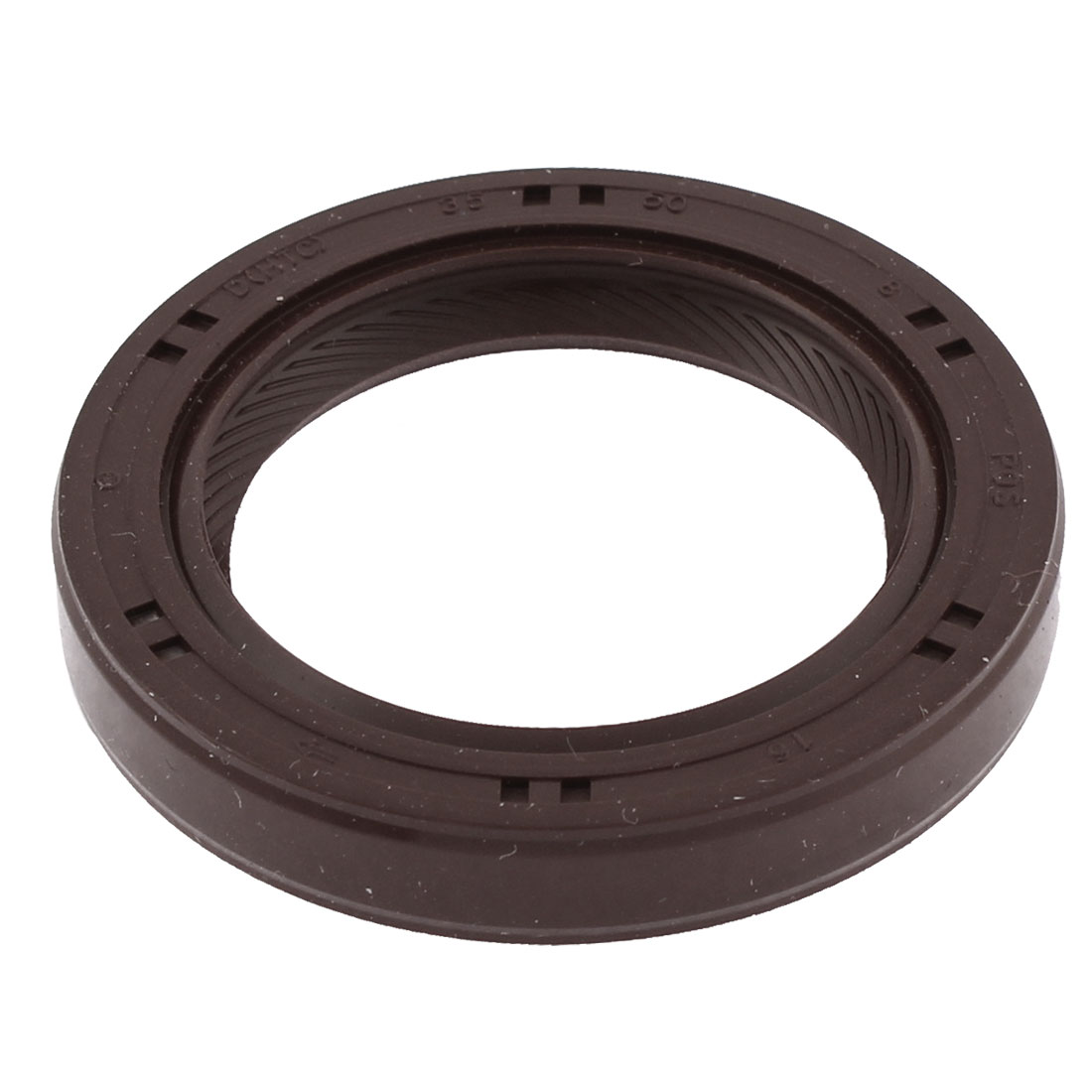 Car Auto Rubber Metric Rotary Shaft Double Lipped Oil Seal 35 x 50 x 8mm