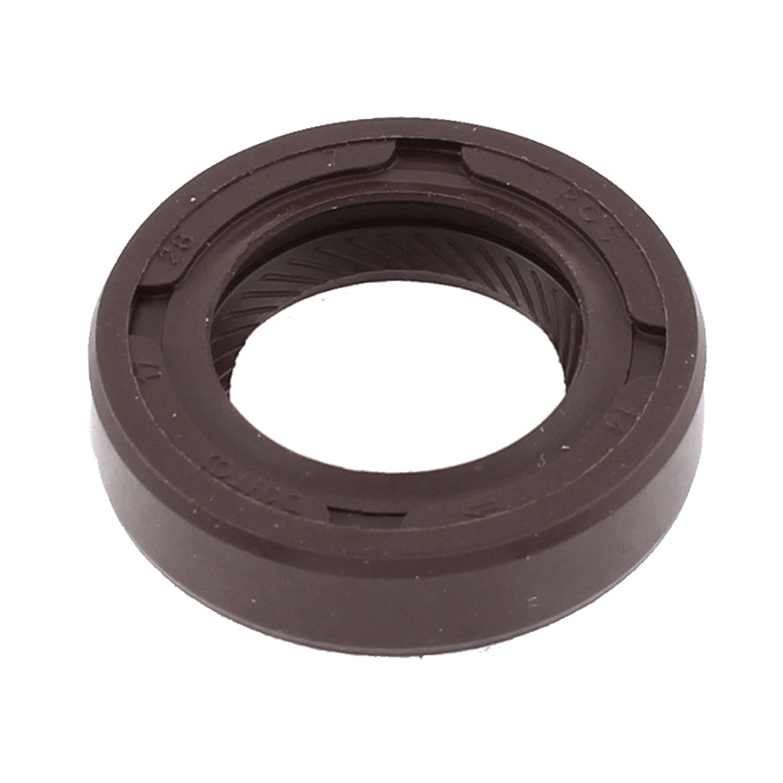 Engine Rotary Shaft Ring Double Lipped Oil Seal 17mm x 28mm x 7mm