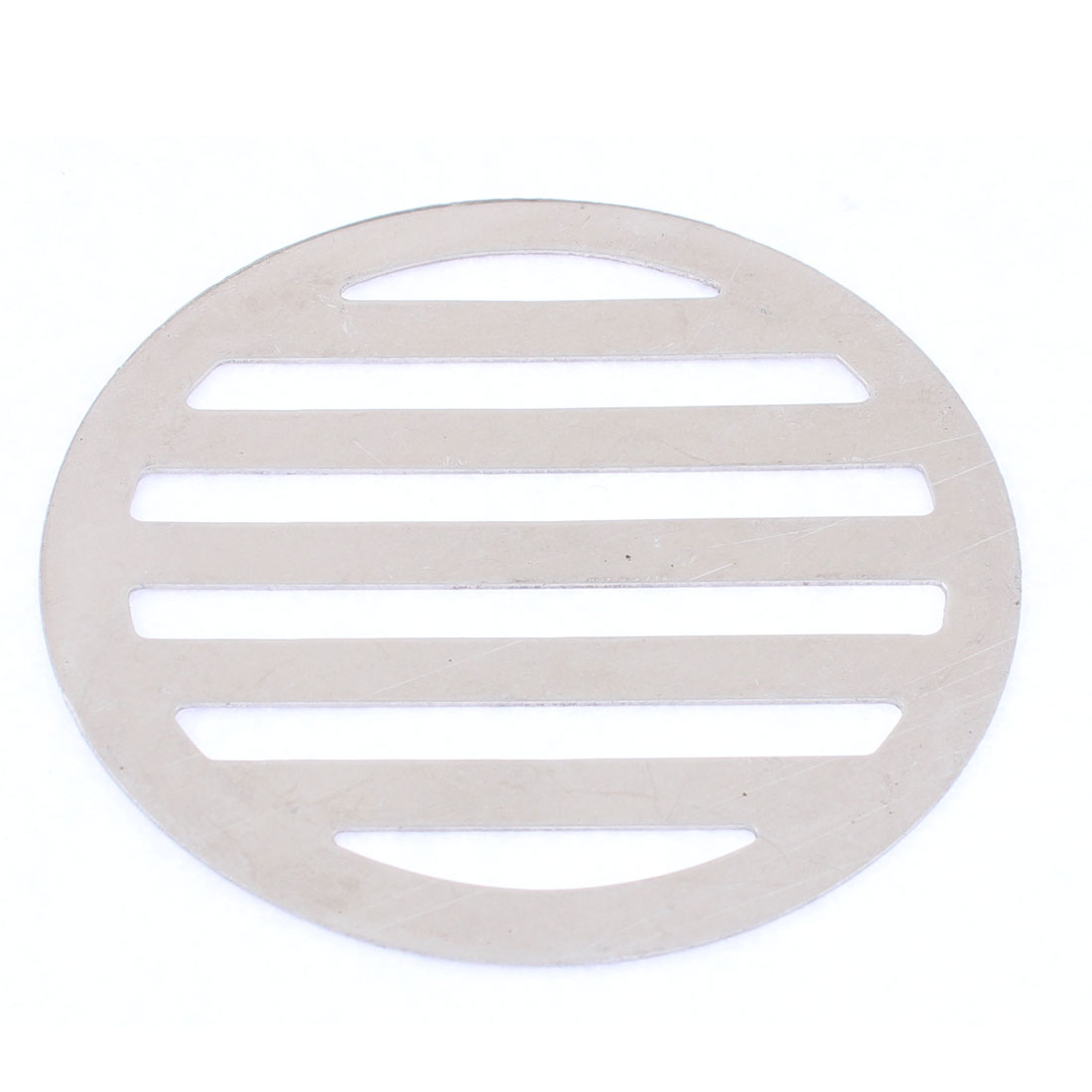 Home Bathroom 6 Holes Round Shaped Floor Drain Cover Sink Filter 8.6cm Dia