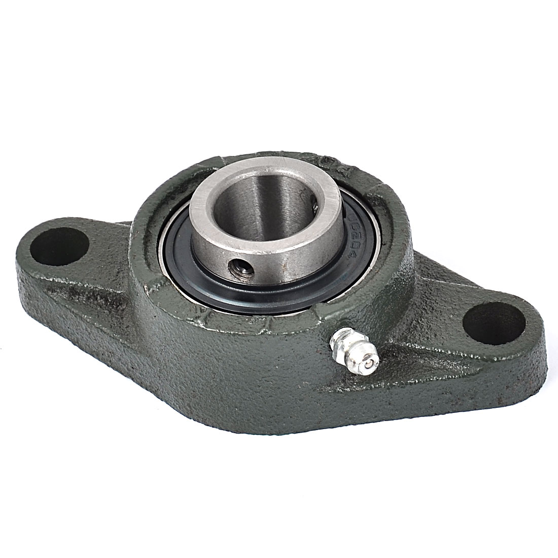 FL204 20mm Bore Dia Self-align Oval Flange Pillow Block Bearing