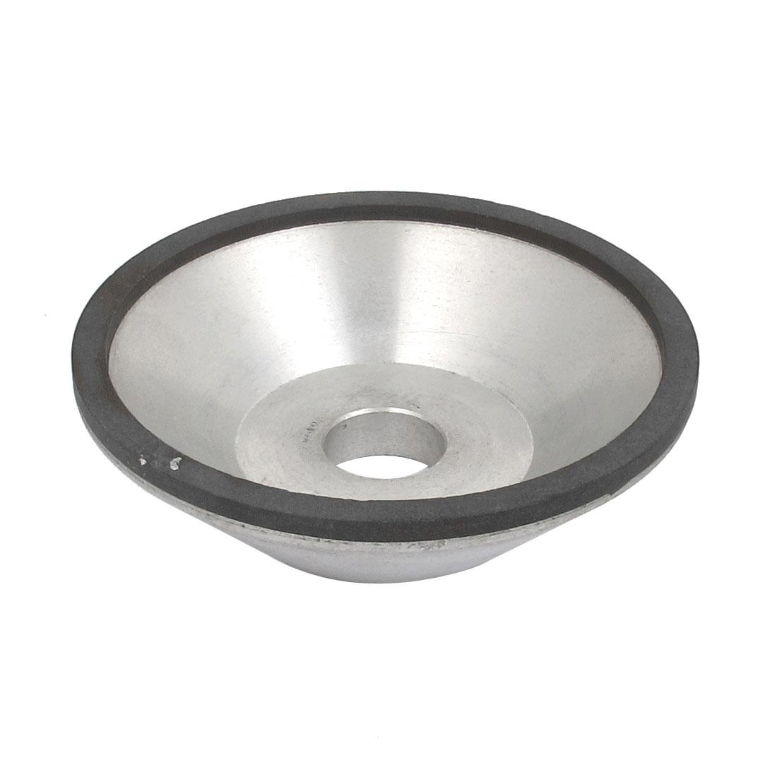 100mm Dia Bowl Shape Diamond Grinding Wheel Grinder