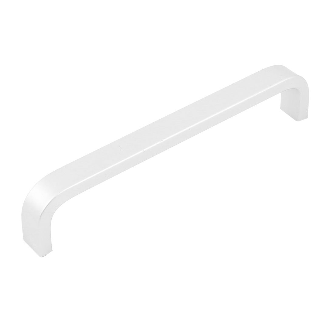 135mm Long Dresser Cabinet Drawer Aluminium Alloy Pull Handle Silver Tone