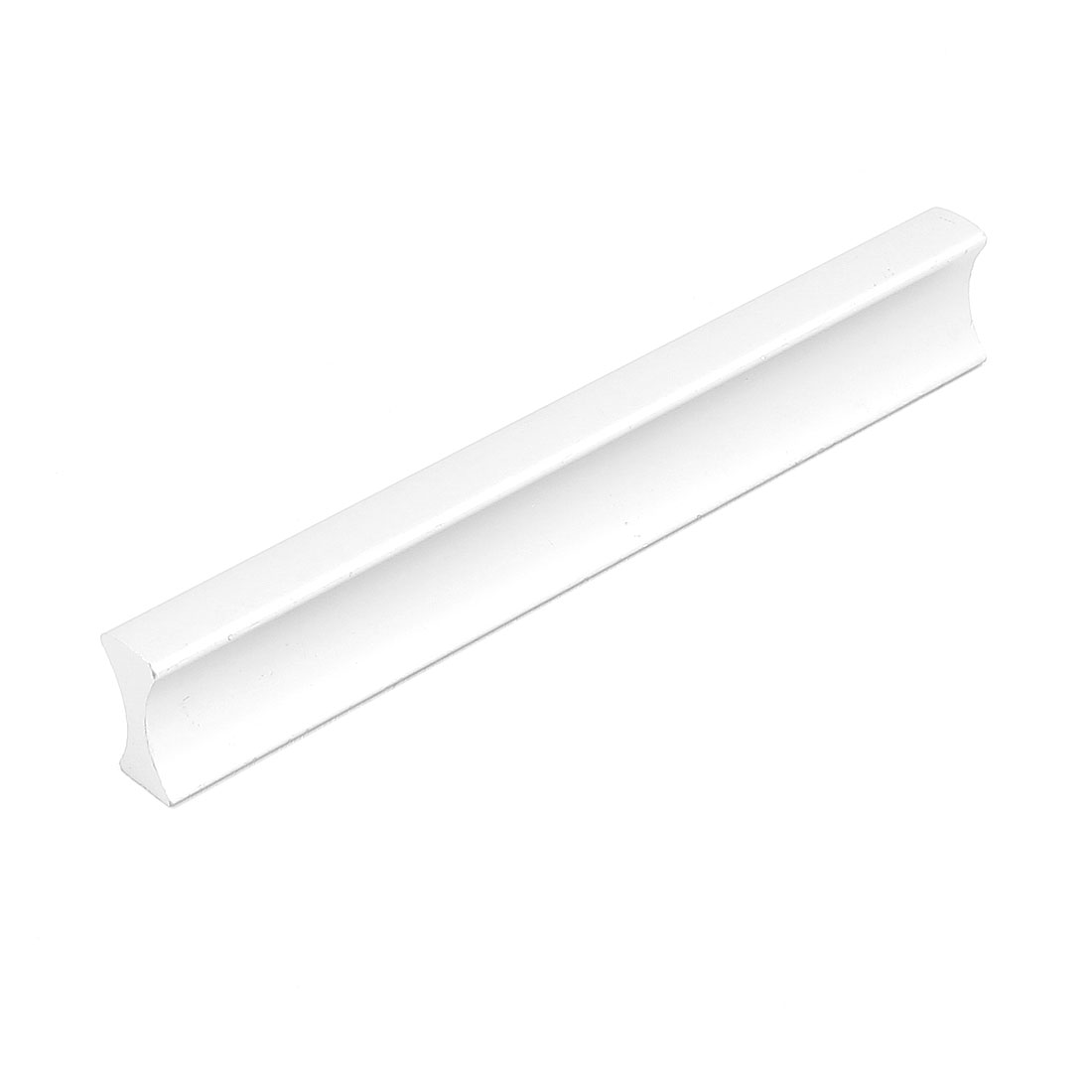 105mm Long Furniture Cabinet Drawer Aluminium Alloy Rectangle Pull Handle