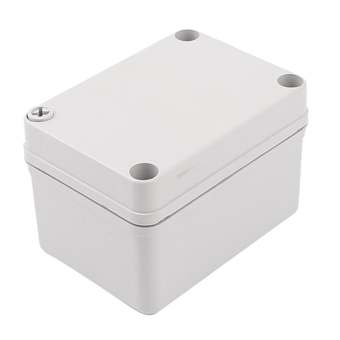 Plastic Electric DIY Project Case Junction Box 110x80x70mm
