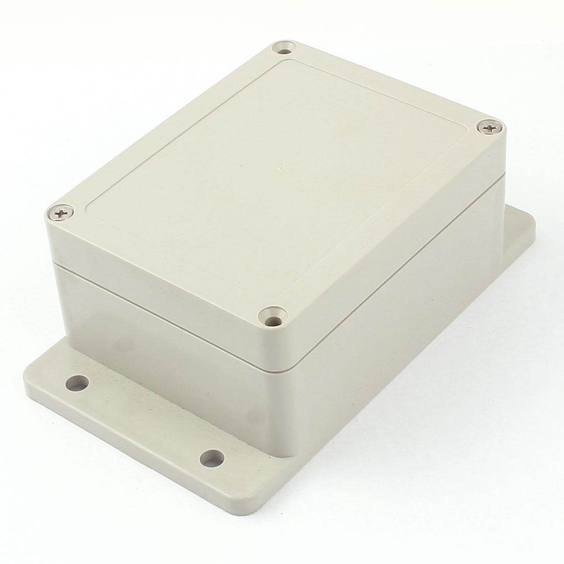 115 x 90 x 55mm Dustproof IP65 Plastic Enclosure Case Power Junction Box